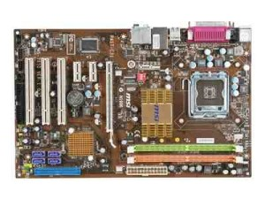 Click through to see the MSi P41-T-C31 product page.