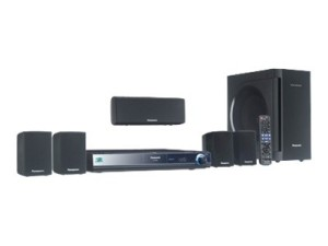 Click through to see the product page for the Panasonic Home Cinema setup :)