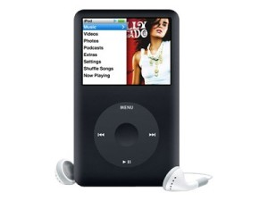 Click through to see our page for the 160GB iPod Classic