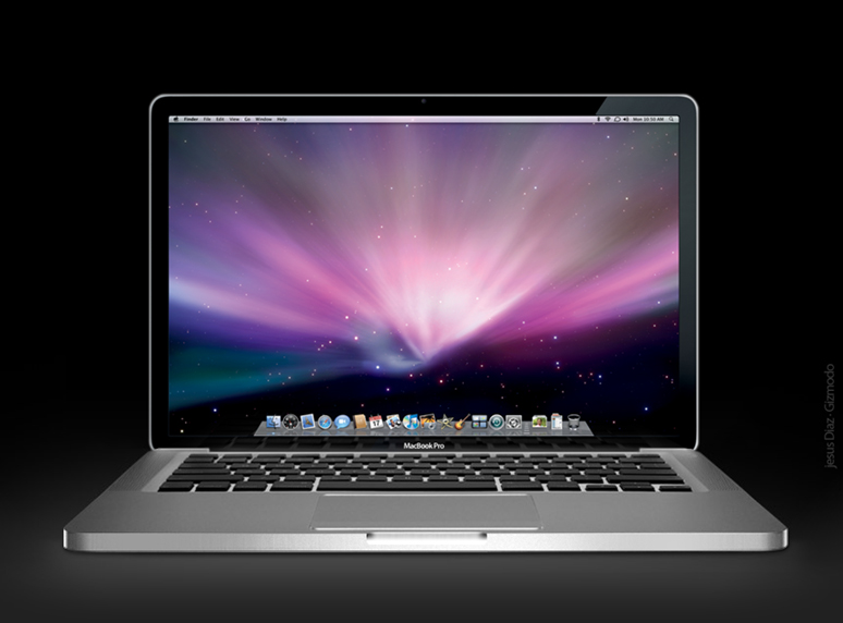 The Macbook Pro