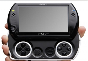 This makes a lot of sense, the PSPgo is pretty ugly...