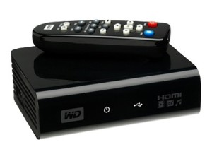 Western Digitals Media Player is among the most popular.