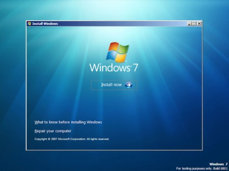 Windows 7's installer is nice and easy, it'll walk you through the process fairly easily.